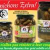 Cornichons Extra Fins et Aigre Doux