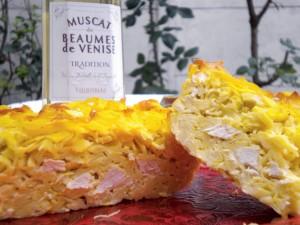 «LA FORMA» (Gratin de pâtes à la Soussienne) DE MÉMÉ HÉLÈNE