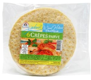 "CREPES DE ""MEME HELENE"" PARVEE"