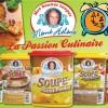 Soupe en poudre Mémé Hélène…. la Passion Culinaire!