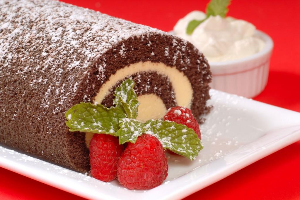 roulé-chocolat