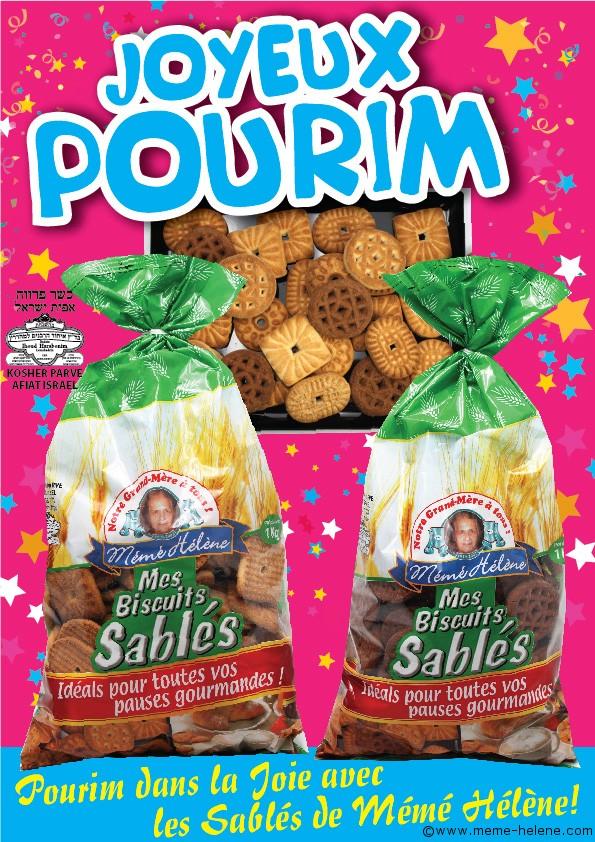 BISCUIT-SABLEE+POURIM