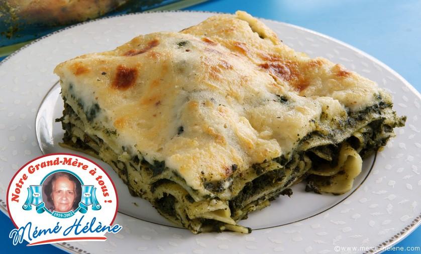 lasagnes-epinards
