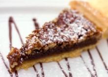 tarte au chocolat et aux noix de Mémé Hélène