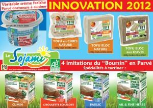 SOJAMI  LES PRODUITS 100 % VEGETAL CACHER PARVE
