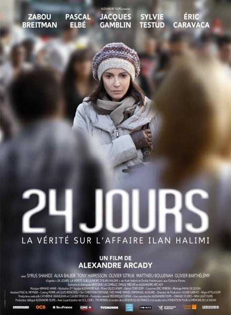 """« Retour sur 24 jours de cauchemar », critique du film """"24 Jours"""" de Alexandre Arcady, par Jean-Yves DEVENDEVILLE"""