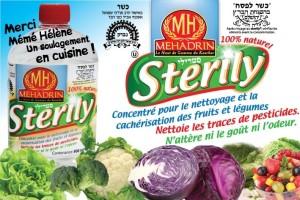 Sterily… un soulagement en cuisine !