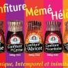 Confitures Mémé Hélène Tout en couleur !