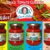 Sauce tomates cuisinée Mémé Hélène