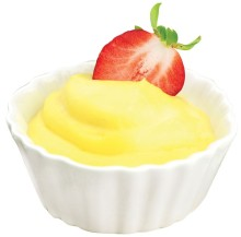 Crème pâtissière à froid