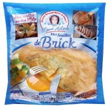 """Feuilles de Brick """"Mémé Hélène"""""""