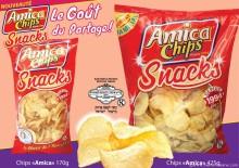 """Amica Chips """"Mémé Hélène"""""""