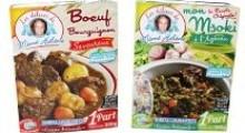 "Plats cuisinés micro-ondable ""Mémé Hélène"""