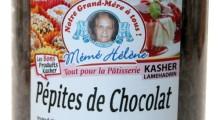 Pépites de chocolat Mémé Hélène